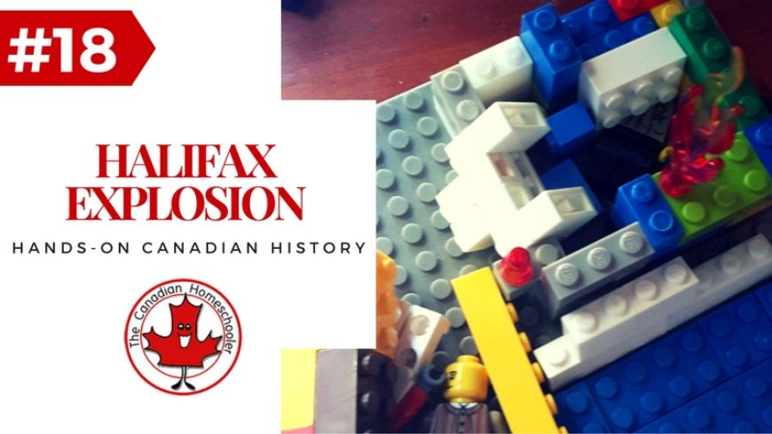 Hands-On Canadian History: The Halifax Explosion