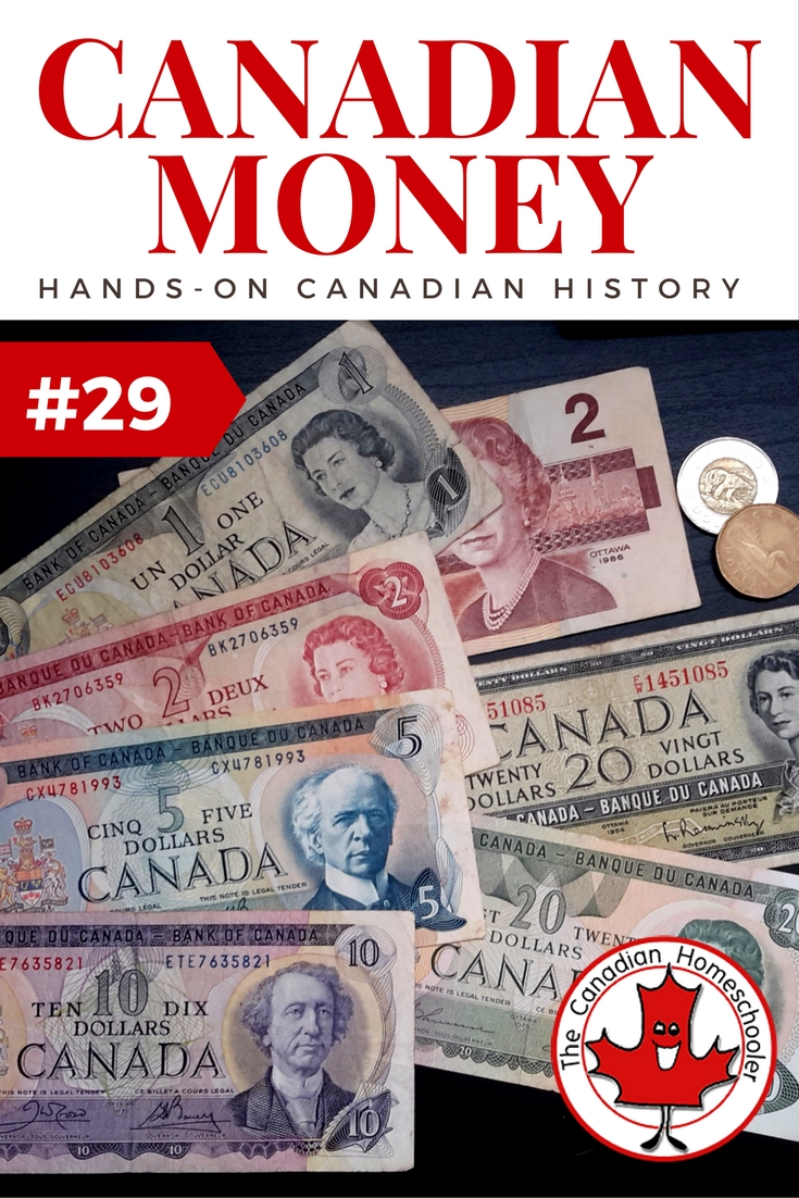 Hands-On Canadian History: Canadian Money