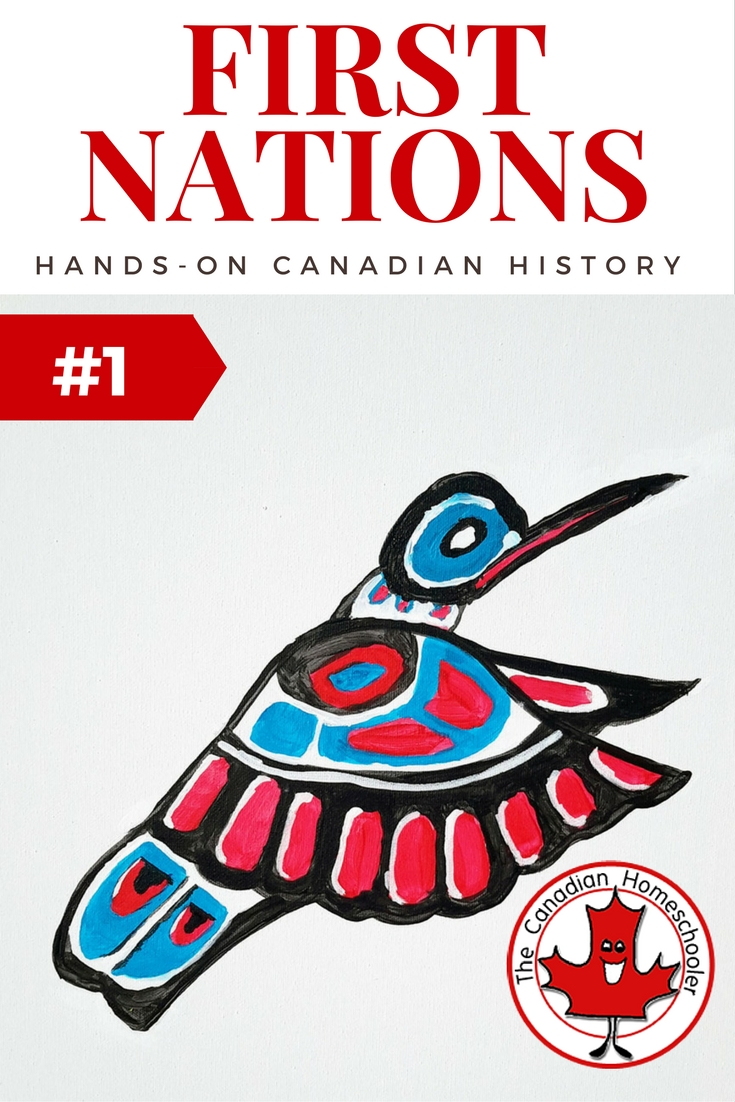 Hands-On Canadian History: First Nations Art
