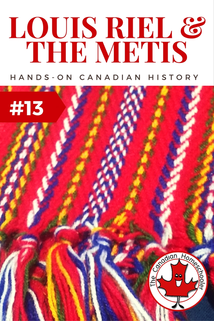Hands-on Canadian History: The Metis