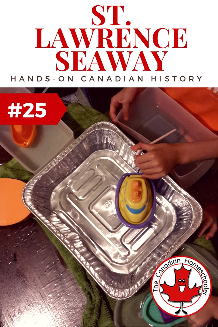 Hands-On Canadian History: St. Lawrence Seaway
