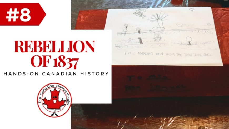 Hands-on Canadian History: Rebellion of 1837 Rebellion Box