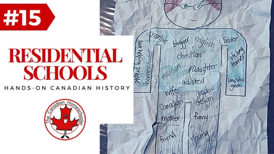 Hands-On Canadian History: Residential Schools