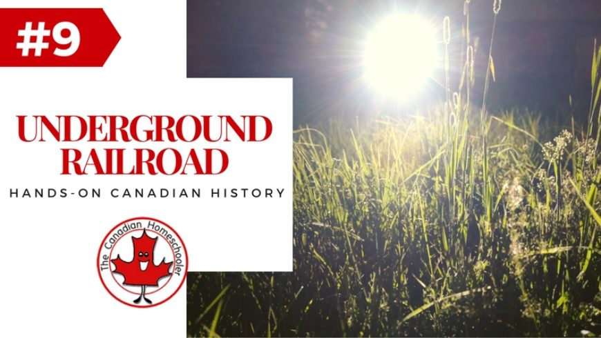 Hands-on Canadian History: Underground Railroad – Escape Game