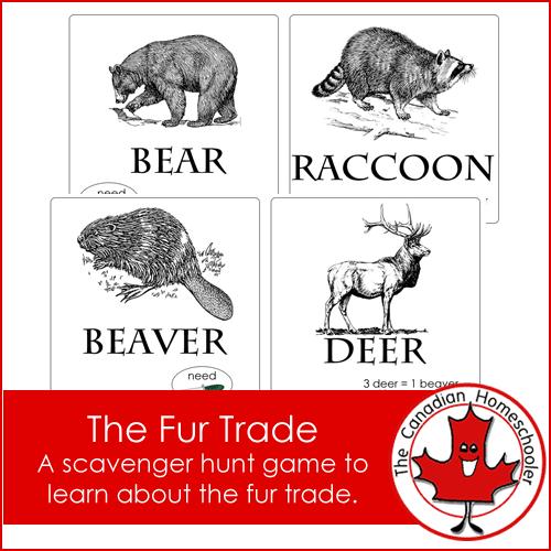Fur Trade Game