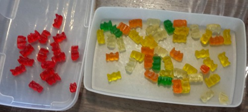 Teaching About Segregation with Gummy Bears