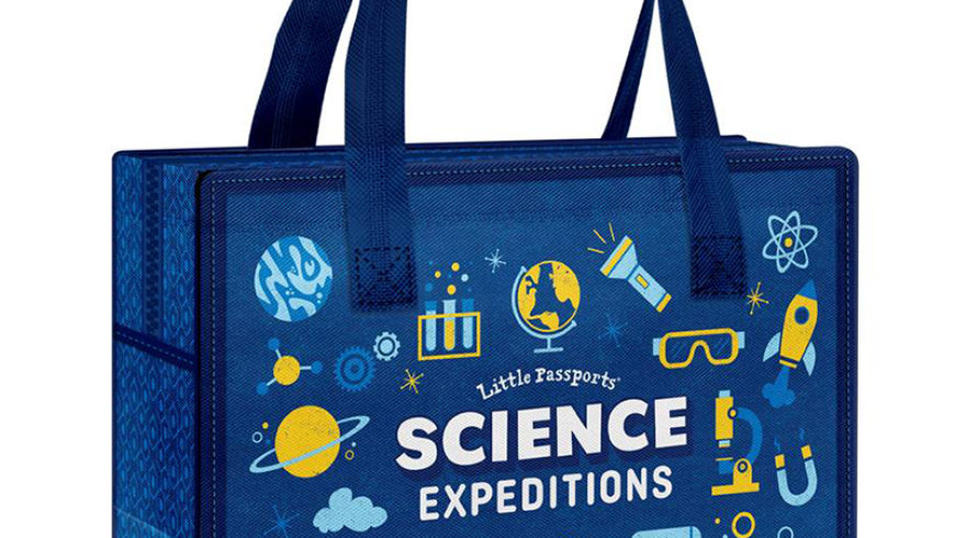 Science Expeditions – A Kit from Little Passports {Review}