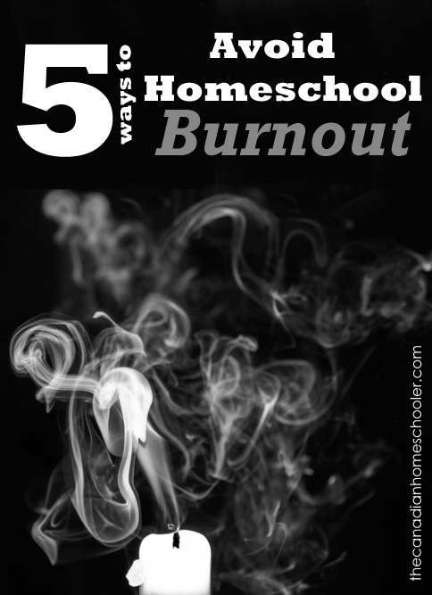 5 ways to Avoid Homeschool Burnout for you and your kids