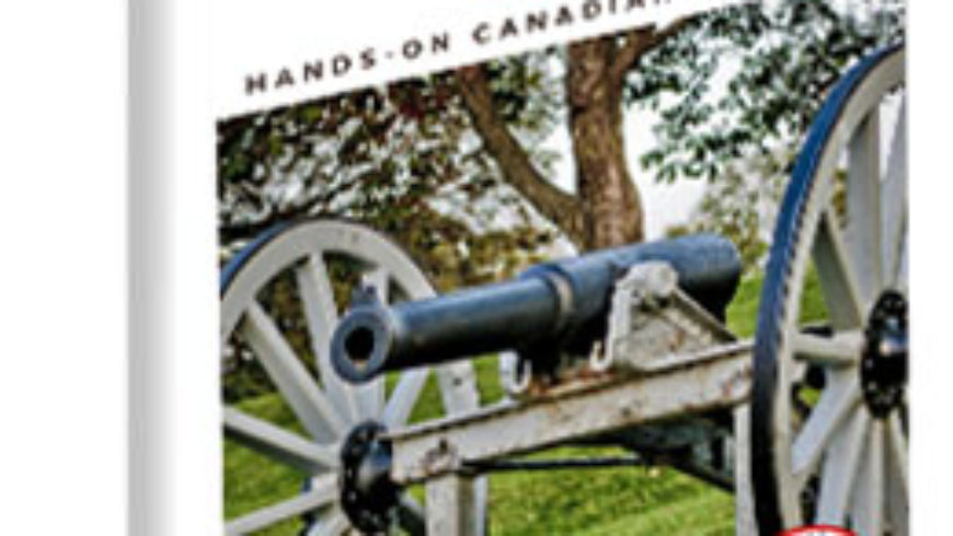31 Days of Canadian History Book