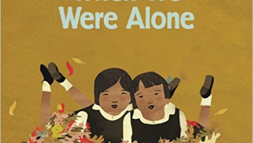 When We Were Alone: A Residential School Storybook {Book Review}