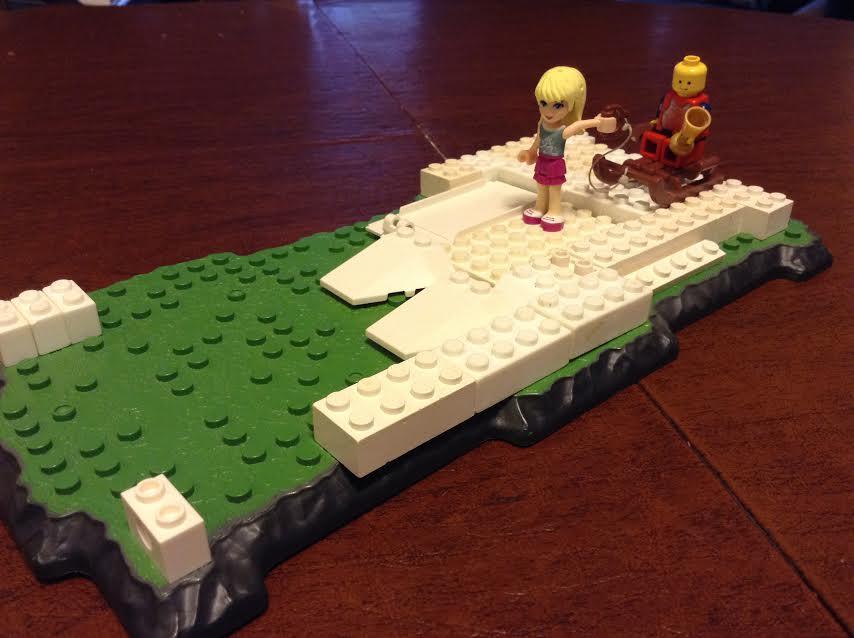 LEGOQuestII: Math - Claire