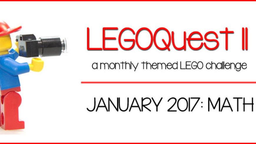 LEGOQuestII: Math