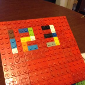 LEGOQuestII: Math -Lucy