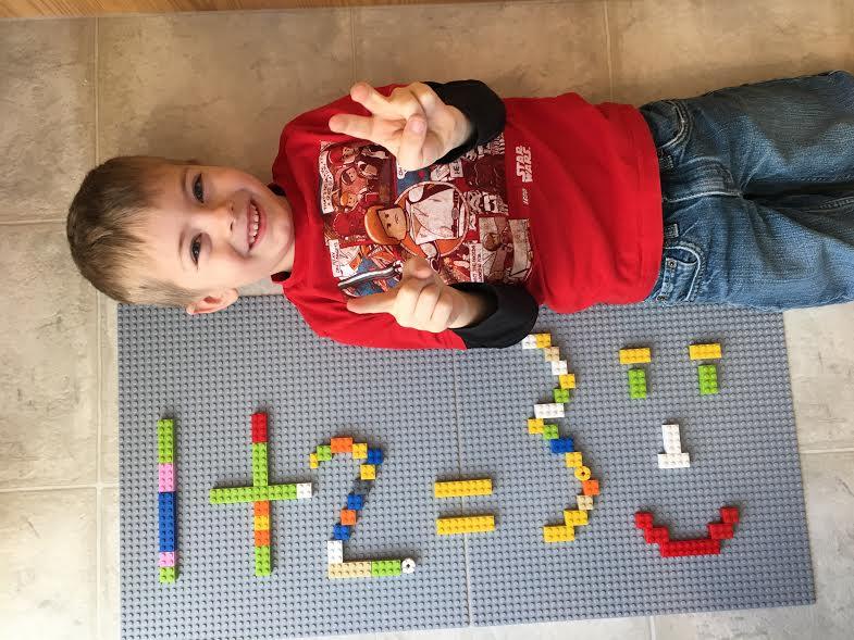 LEGOQuestII: Math - Micah