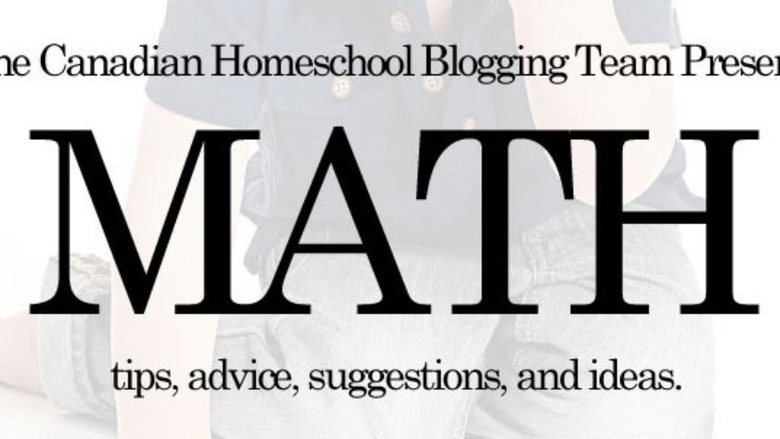 Homeschool Math Advice