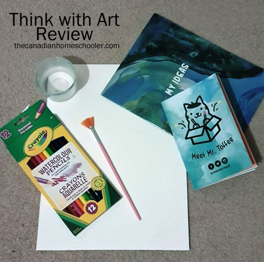 Think with Art Subscription Box