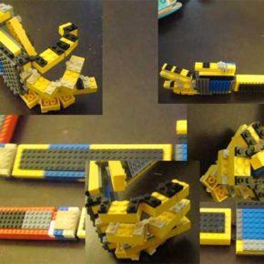 LEGOQuestII: Phys.Ed & Health - Elijah 2