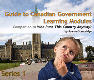 Canadian Government Learning Module Donna Ward