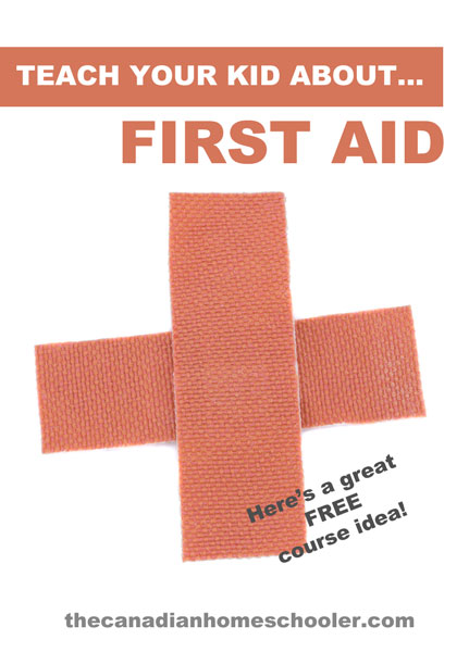 Teach Your Kid About First Aid