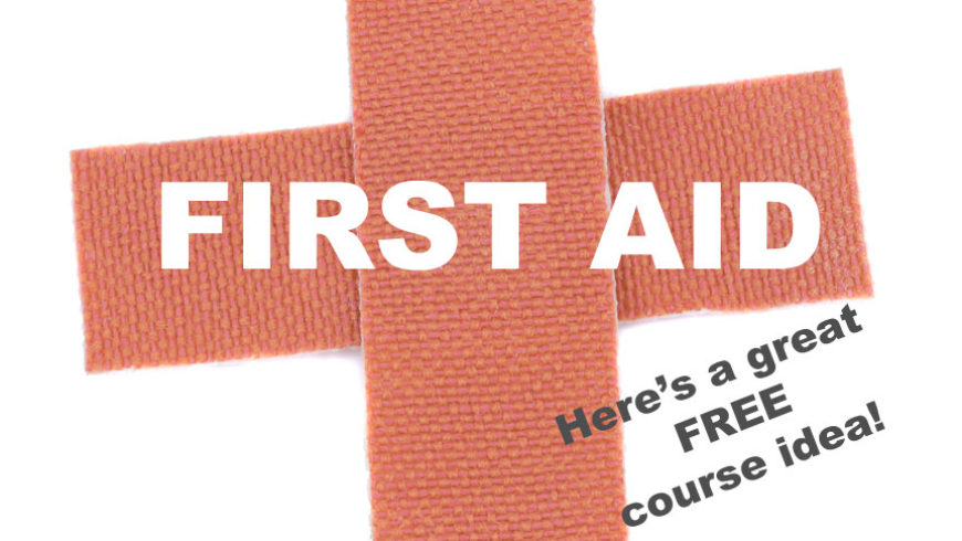 Teach Your Kid About … First Aid