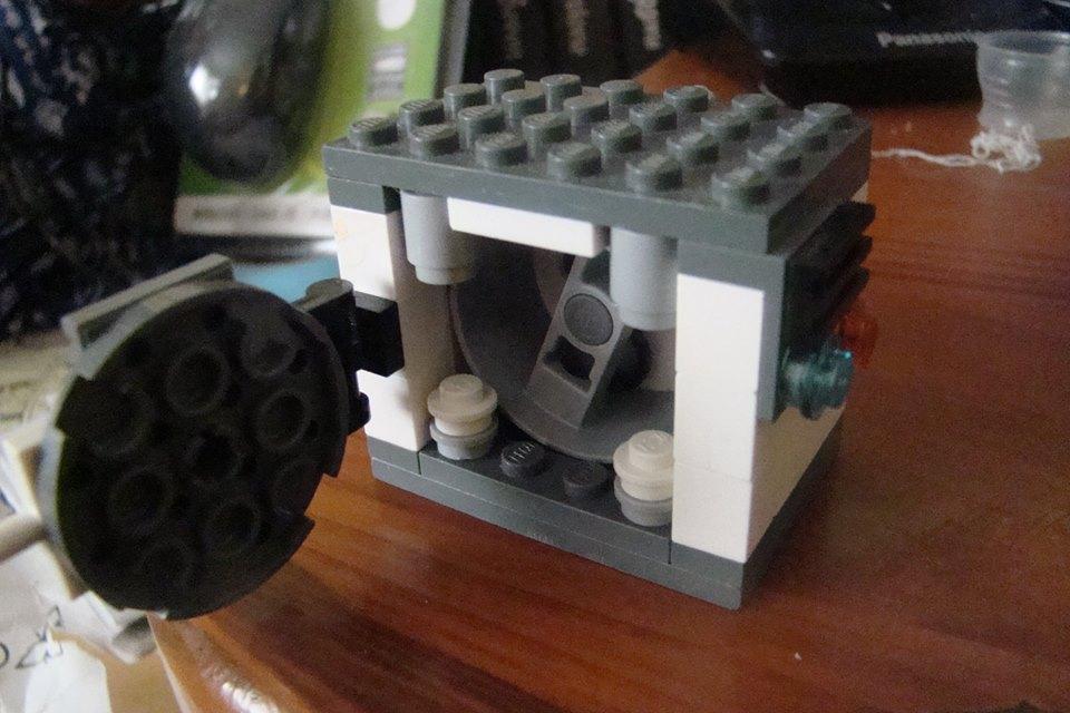 LEGOQuestII: Home Ec - Elijah