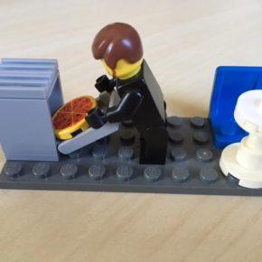 LEGOQuestII: Home Ec - Finnigan