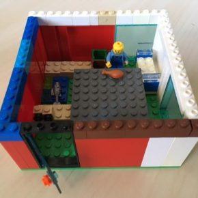 LEGOQuestII: Home Ec - Gilbert & Sebastian