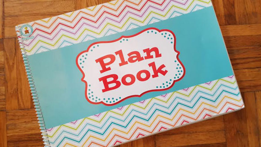 Plan A Homeschool Year: My Simple Method for an Entire Year of Plans