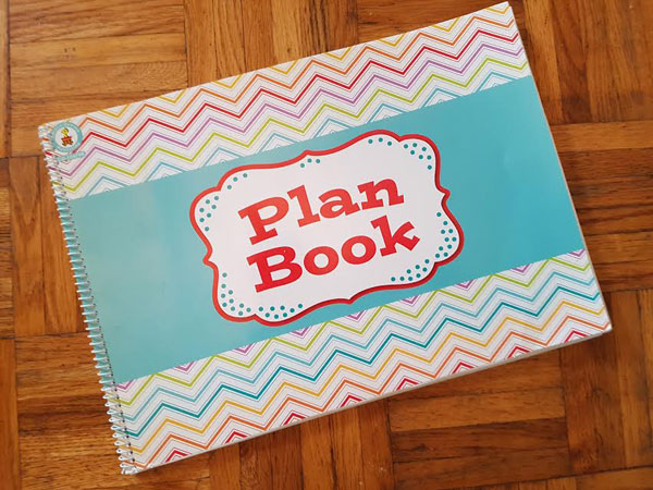 How to Plan a Homeschool Year: The Teacher Planner