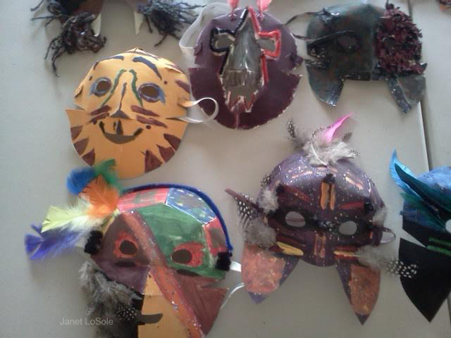 Performance Arts Homeschool Curriculum - Masks