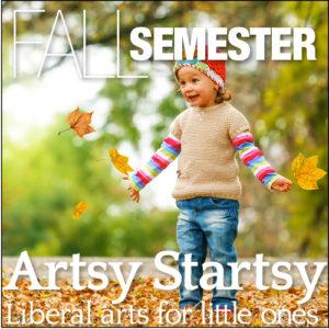 Artsy Startsy Fall Semester-500x500 Banner