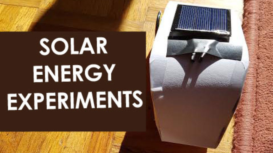 Solar Energy with Science Expeditions