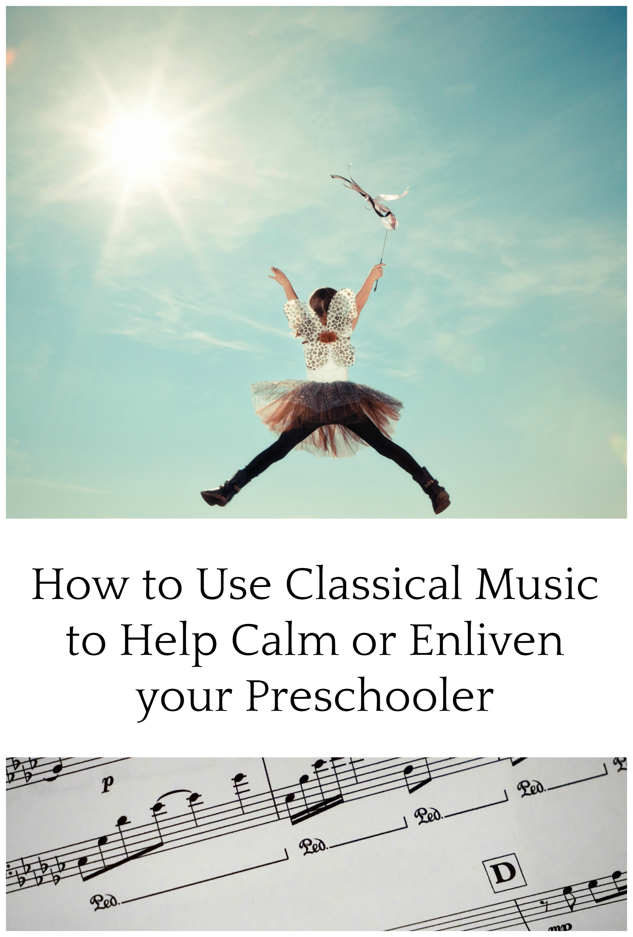 Using Classical Music for Preschool Children