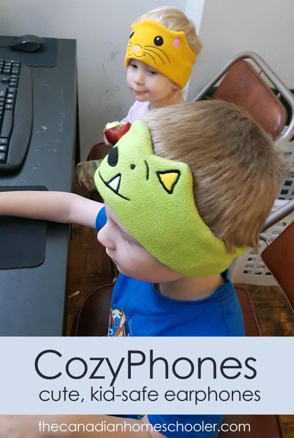 CozyPhones: Kid-Safe Earphones