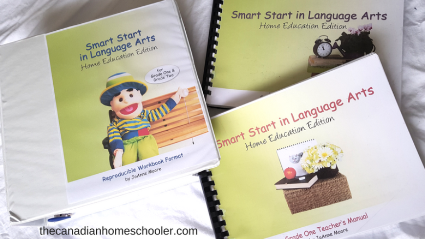 Smart Start In Language Arts: A Review of a Complete Language Program