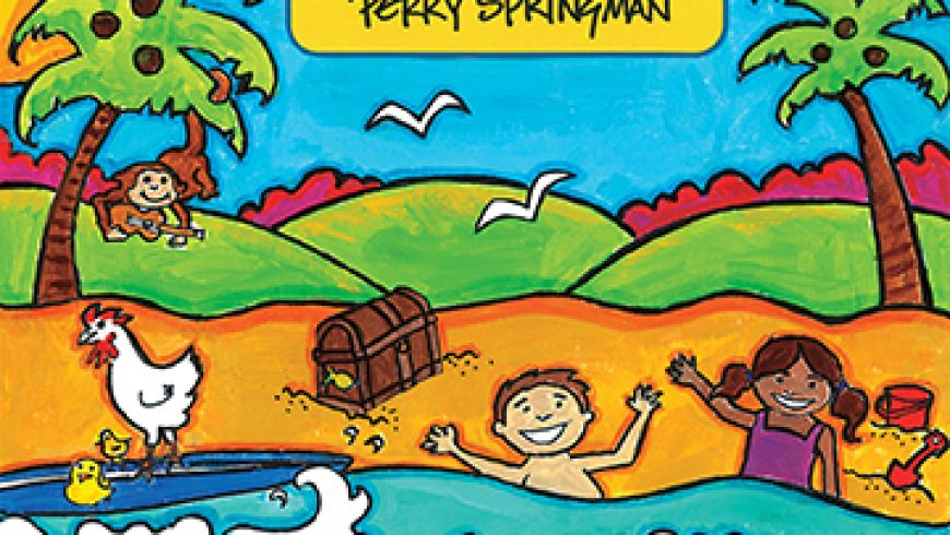 Happy Beach – Perry Springman & Family {Review}