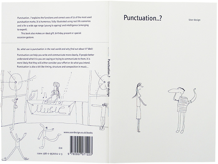 Punctuation? Book Cov