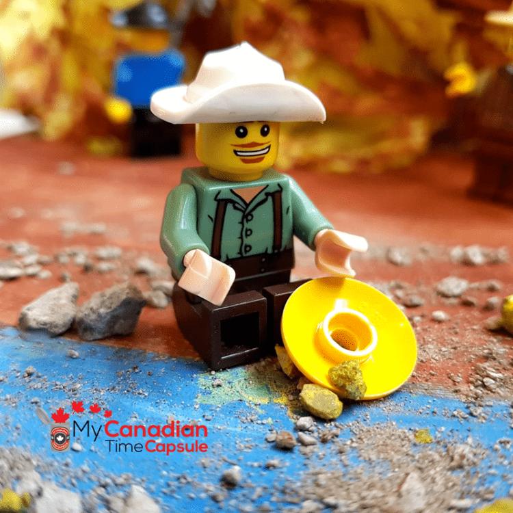 My Canadian Time Capsule: Klondike Gold Rush