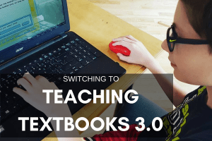 Switching to Teaching Textbooks 3.0