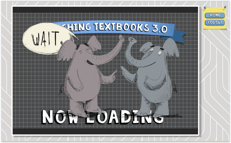 Teaching Textbooks 3.0 Math Curriculum Load Screen