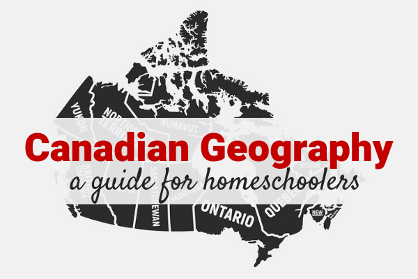 Canadian Geography - FB