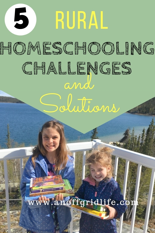 5 Rural Homeschooling Challenges