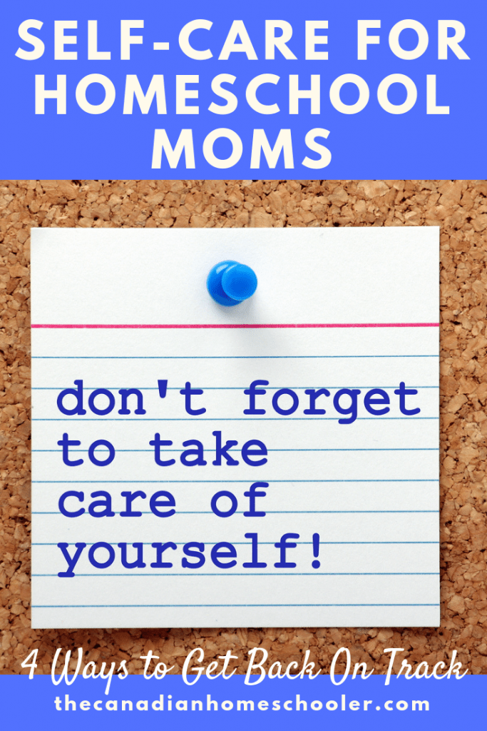 Self-Care - Don't Forget To Take Care Of Yourself