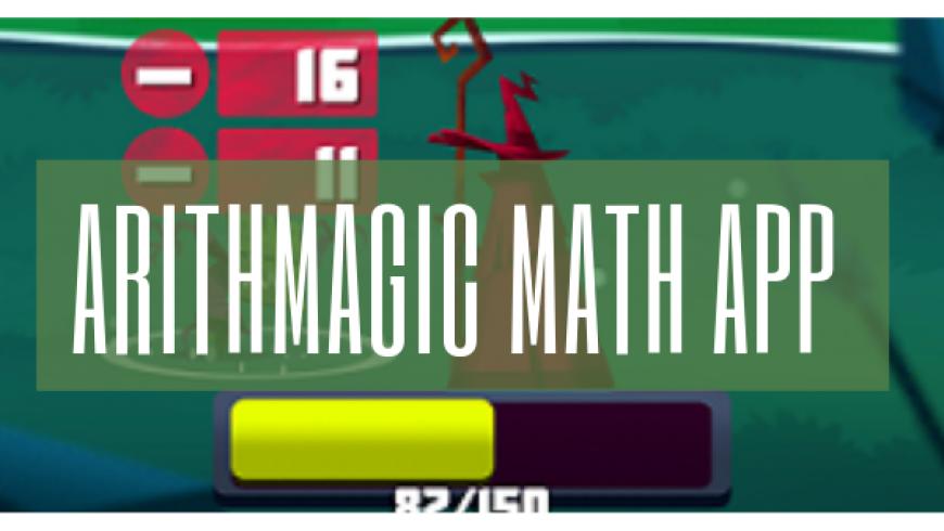 Arithmagic – A Math App