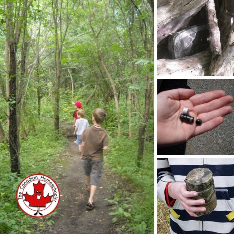 Pictures of our Geocaching Adventures