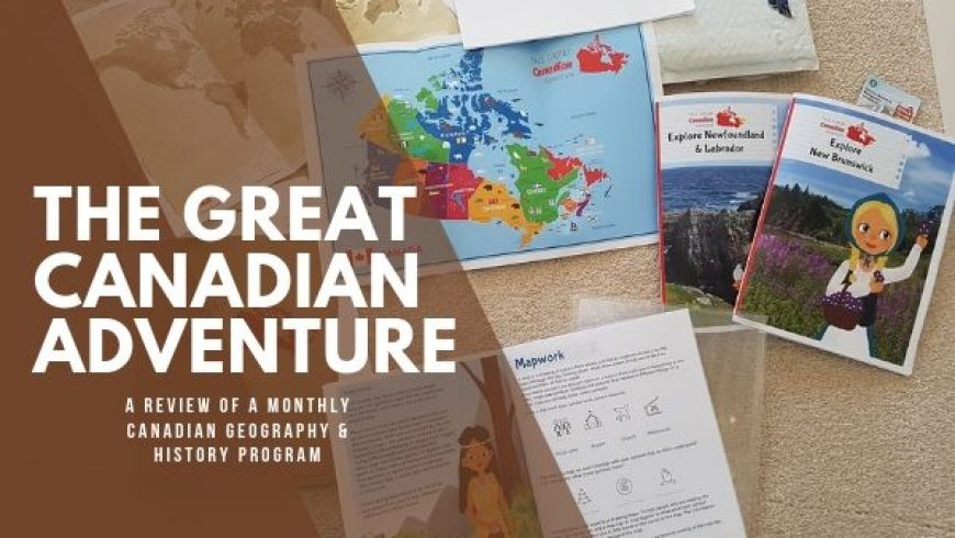 The Great Canadian Adventure Review