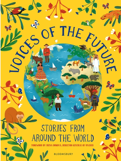 Voices of the Future Book Cover