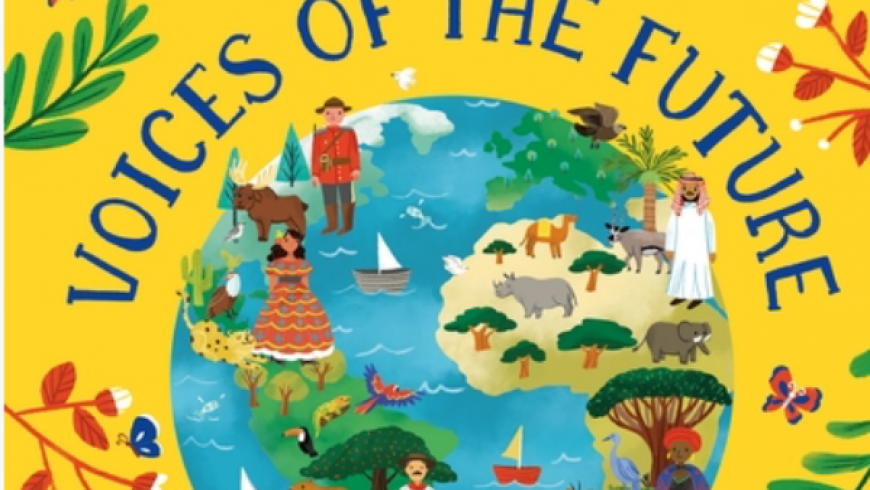 Voices of Future Generations: Free Digital Books From Children Around the Globe
