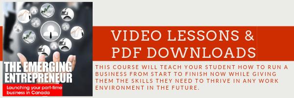 Emerging Entrepreneur Course