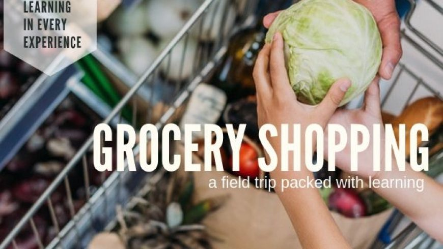 Grocery Shopping: A Field Trip Packed With Learning